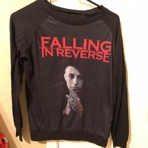 Falling in reverse (FIR) long sleeve shirt